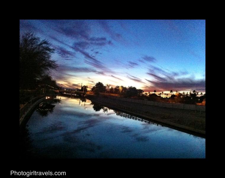 scottsdale sunset