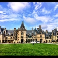 Biltmore Estate in Asheville, NC - Introduction