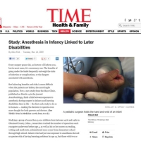 TIME Magazine Published Surgical Photography