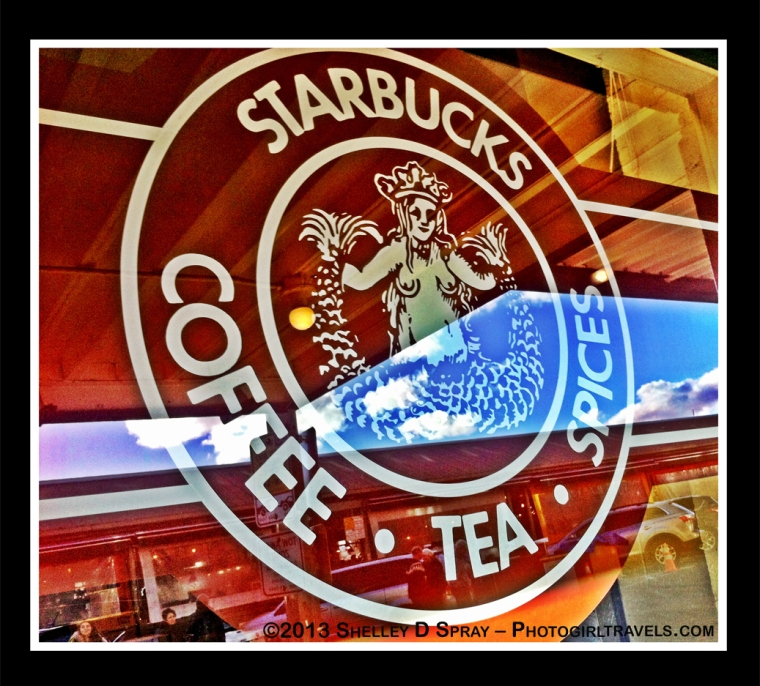 PhotoGirlTravels Original Starbucks