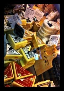 PhotoGirlTravels PikeMarket Cheese