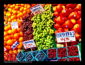 PhotoGirlTravels PikeMarket veggies2