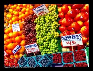 PhotoGirlTravels PikeMarket veggies2