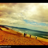 Road Trip to Carmel: Marina State Beach