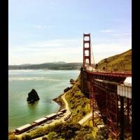 Road Trip to Mendocino: The Golden Gate Bridge