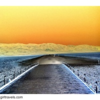 Death Valley: Badwater, Lowest Pt in N. America
