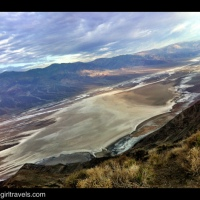 Death Valley: Dantes View