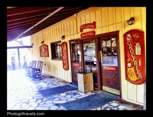 General Store at The Rance at Furnace Creek