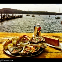 Road Trip to Mendocino: The Marshall Store for BBQ Oysters
