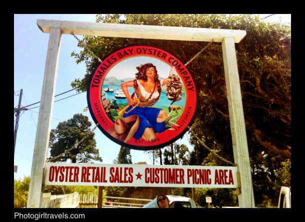 Road Trip to Mendocino: Tomales Bay Oyster Company