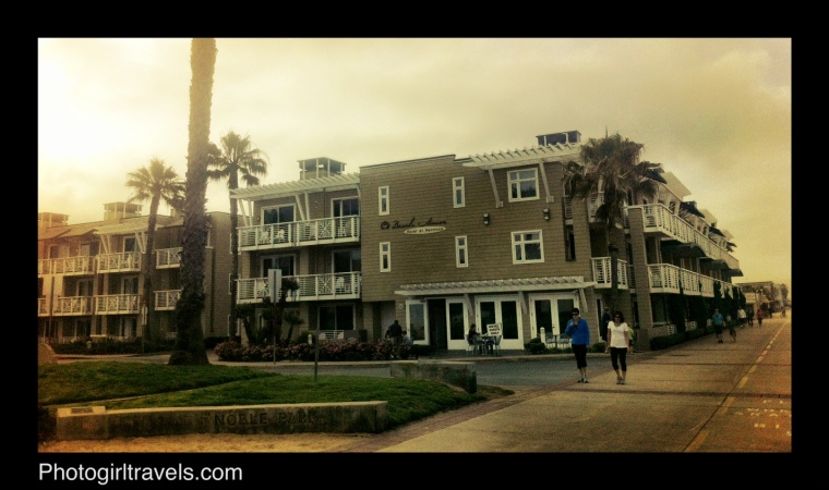 The Beach House Hotel in Hermosa Beach, California