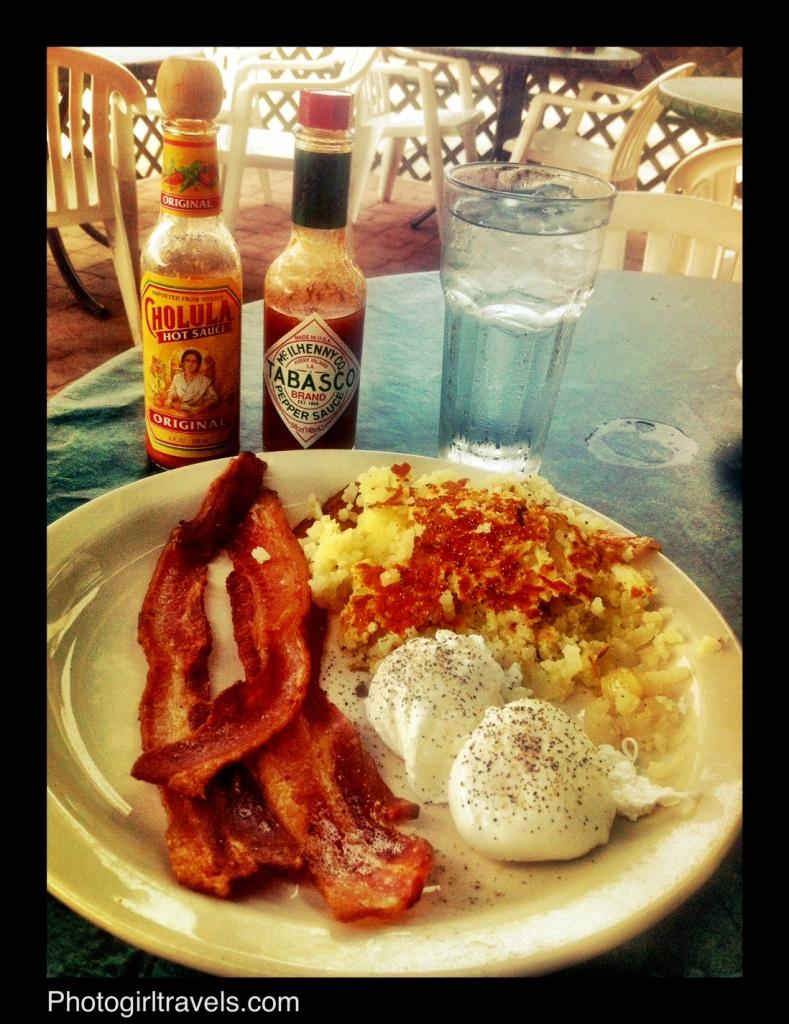Breakfast in Hermosa Beach