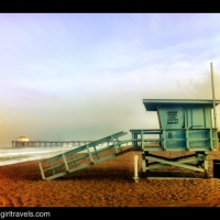 San Diego Road Trip: Sunrise Walk in Manhattan Beach