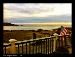 Photo Girl Travels Mendocino Hotel 1