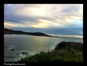 Photo Girl Travels Mendocino trails 4