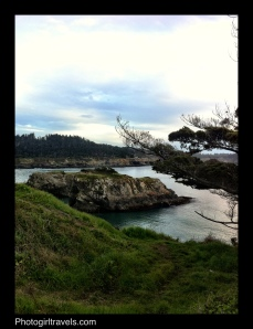 Photo Girl Travels Mendocino trails 5