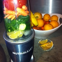 Nutribullet V8 Juice