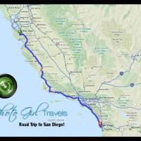 San Diego Road Trip! Day Before Departure