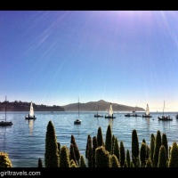 Breakfast in Sausalito CA