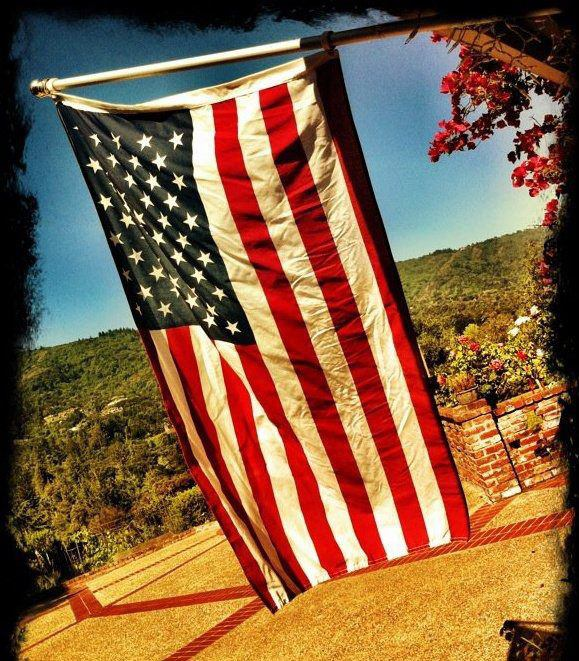 Hang a Flag Outside!